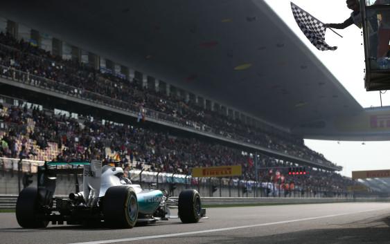 Grand Prix Κίνας 2015
