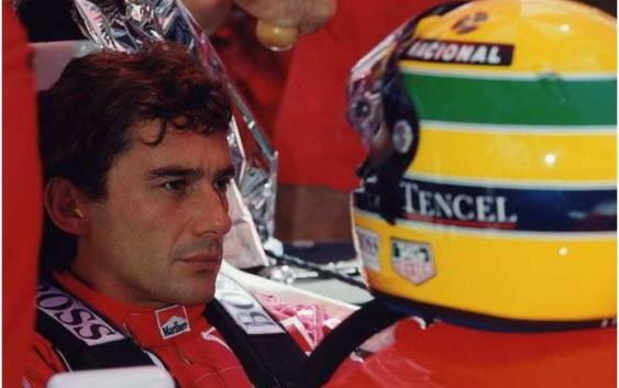 Ayrton Senna – Πρωτομαγιά 2015