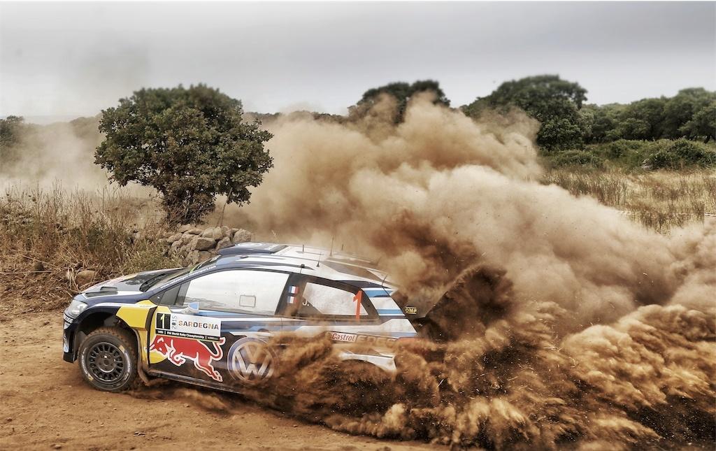 AUTOMOBILE: WRC Italia Sardegna - WRC -11/06/2015