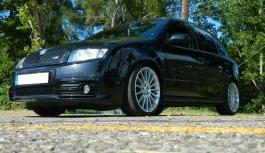 (Used) Test Drive – Skoda Fabia RS (2007)