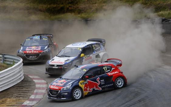 Rallycross Γερμανίας 2015