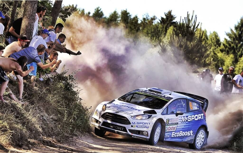 AUTOMOBILE: WRC Poland - WRC -02/07/2015
