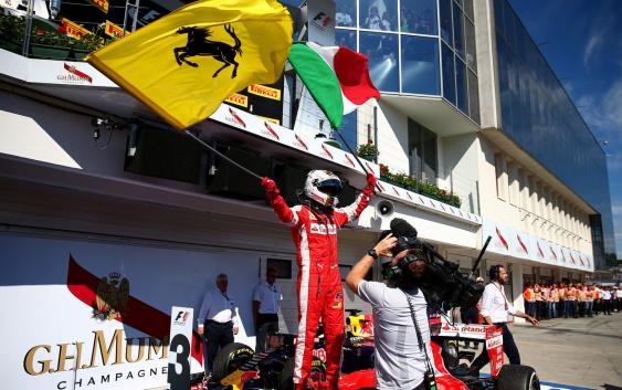 Grand Prix Ουγγαρίας 2015