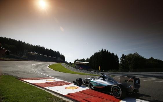 Grand Prix Βελγίου 2015