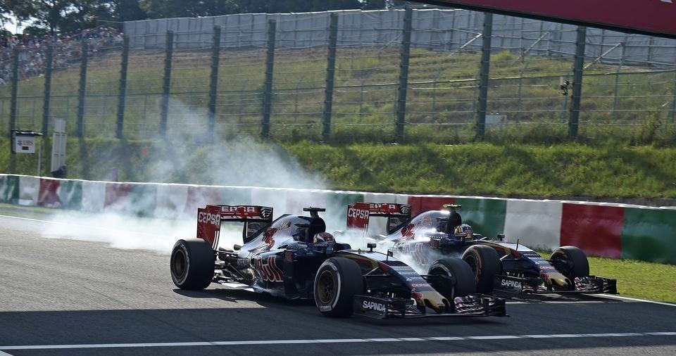 F1 - JAPAN GRAND PRIX 2015