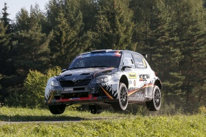 AUTO - ERC BARUM RALLY 2015