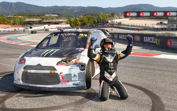 Rallycross Ισπανίας 2015