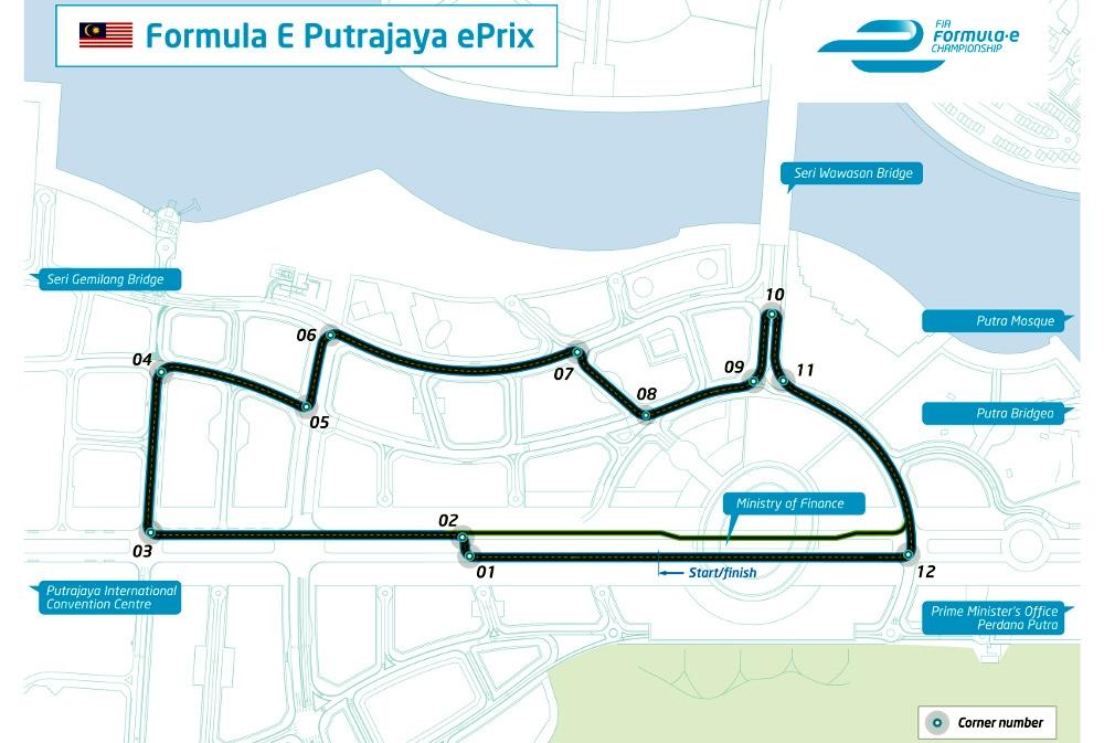 Formula-E-Putrajaya-circuit-layout