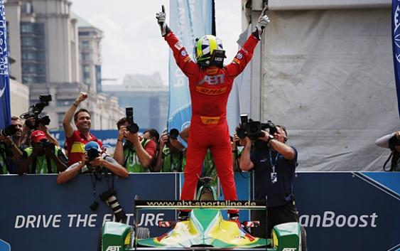 Formula E- Μαλαισία 2015