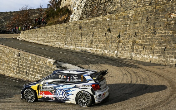 WRC Rally Monte Carlo 2016
