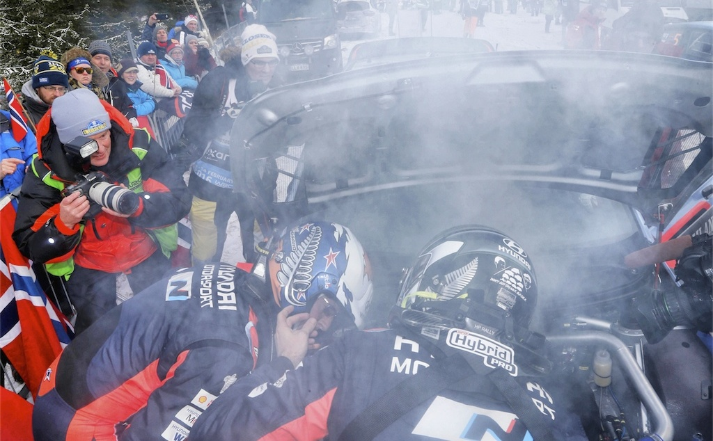 AUTOMOBILE: WRC SWEDEN - WRC -11/02/2016
