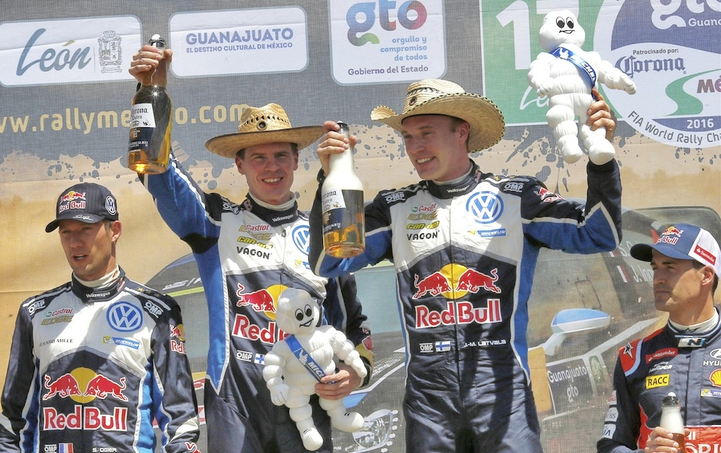 AUTOMOBILE: WRC MEXICO - WRC - 03/03/2016