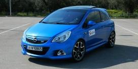 (Used) Test Drive – Opel Corsa OPC (2011)