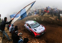 WRC Rally Argentina 2016