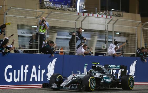 Formula 1 GP Bahrain 2016