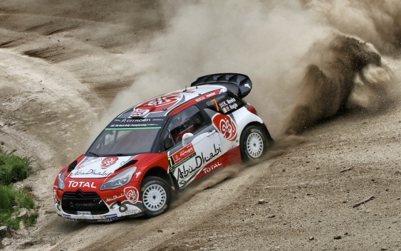 WRC Rally Portugal 2016