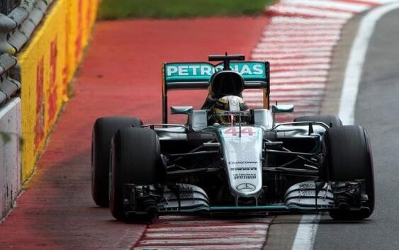 Formula 1 GP Canada 2016