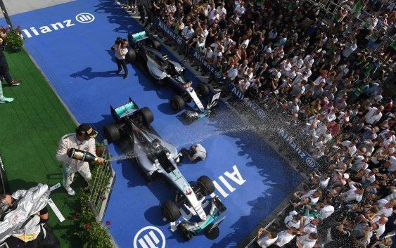 Formula 1 GP Hungary 2016