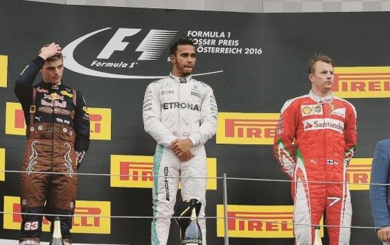 Formula 1 GP Austria 2016