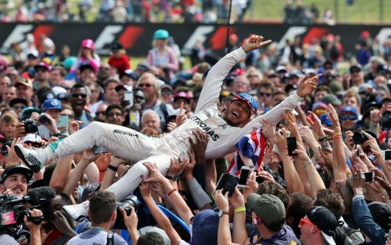 Formula 1 GP Britain 2016
