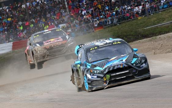 Rallycross RD6 Holjes
