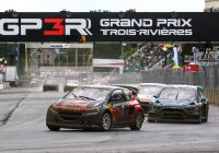Rallycross RD7 Trois Rivieres Canada 2016