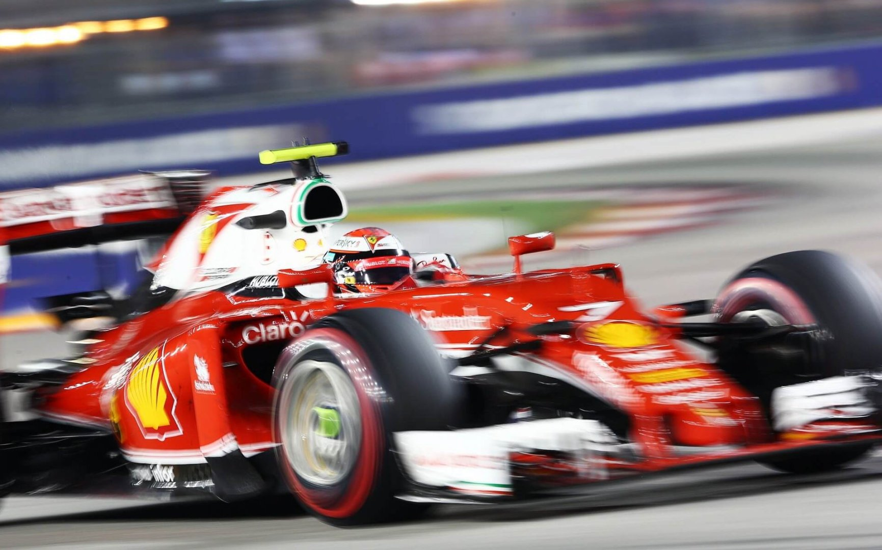 Motor Racing - Formula One World Championship - Singapore Grand Prix - Race Day - Singapore, Singapore