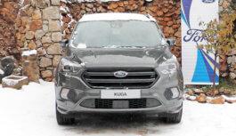 Ford Kuga 1,5 TDCi 120ps FWD – Στα χιόνια με το νέο SUV της Ford