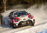 Rally Sweden – WRC