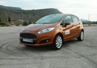 Ford Fiesta 1,5 TDCi 95ps