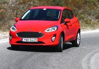 Ford Fiesta 2017 – Ecoboost 100 ps – TDCi 120 ps – (Titanium)