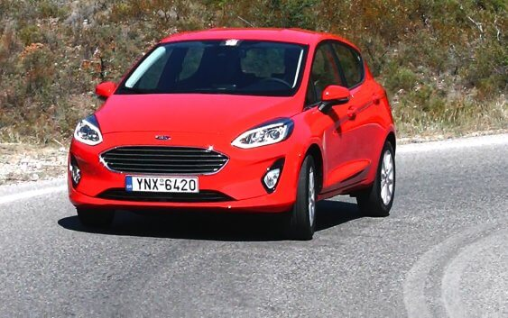 Ford Fiesta 2017 – Ecoboost 100 ps – TDCi 120 ps – (Titanium)