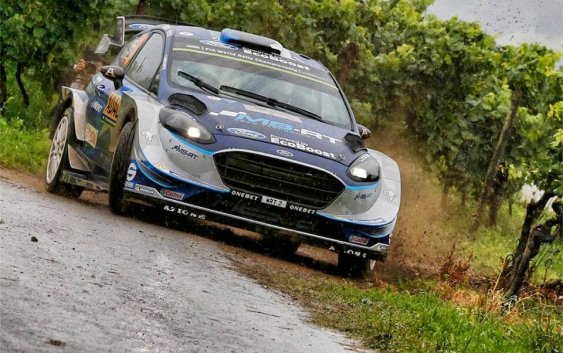 Rally Germany – WRC