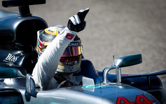F1 – US GP Austin