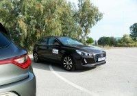Hyundai i30 1,6 CRDi (136hp) – Renault Megane 1,5 dCi (110 hp)