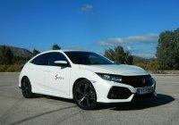 Honda Civic 1.0 turbo 129hp