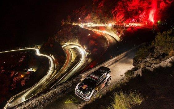WRC – Rally Monte Carlo