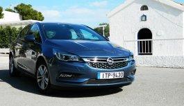 Opel Astra 1.0 turbo 105hp