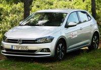 Volkswagen Polo TSI 1.0 95hp