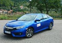 Honda Civic 1,5 Turbo 182 hp (4d) – Μια limo για τις γρήγορες βόλτες σου