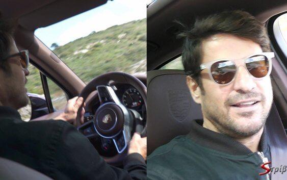 Στρίβειν δια… του Γεωργούλη – Porsche Cayenne e-Hybrid