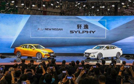 Νέο Nissan Sylphy