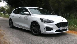 Ford Focus ST Line – 1,5 diesel Ecoblue 120hp (vid)
