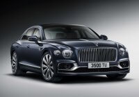 Η νέα Bentley Flying Spur