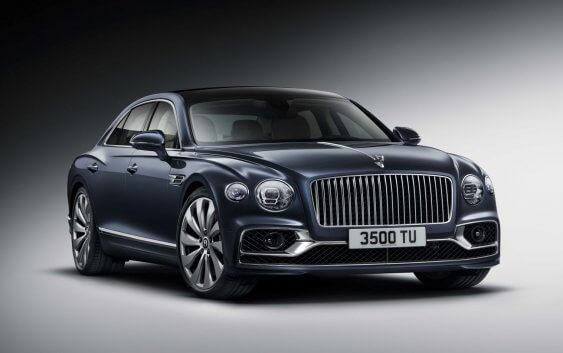 Η νέα Bentley Flying Spur