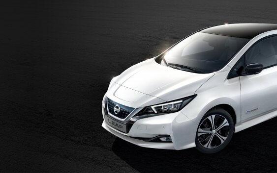 Νέες εκδόσεις Nissan Leaf