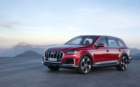 Νέο Audi Q7