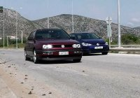 Old VS New –  VW Golf GT (1996) vs VW Golf R line (2019)