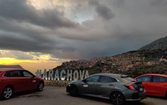 Συγκριτικό 3 μικρομεσαία – 1.0 turbo : Ford Focus 125hp – Honda Civic 129hp – Skoda Scala 116hp
