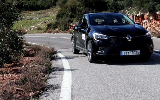 Renault Clio tCe 1.0 turbo 100hp (vid)